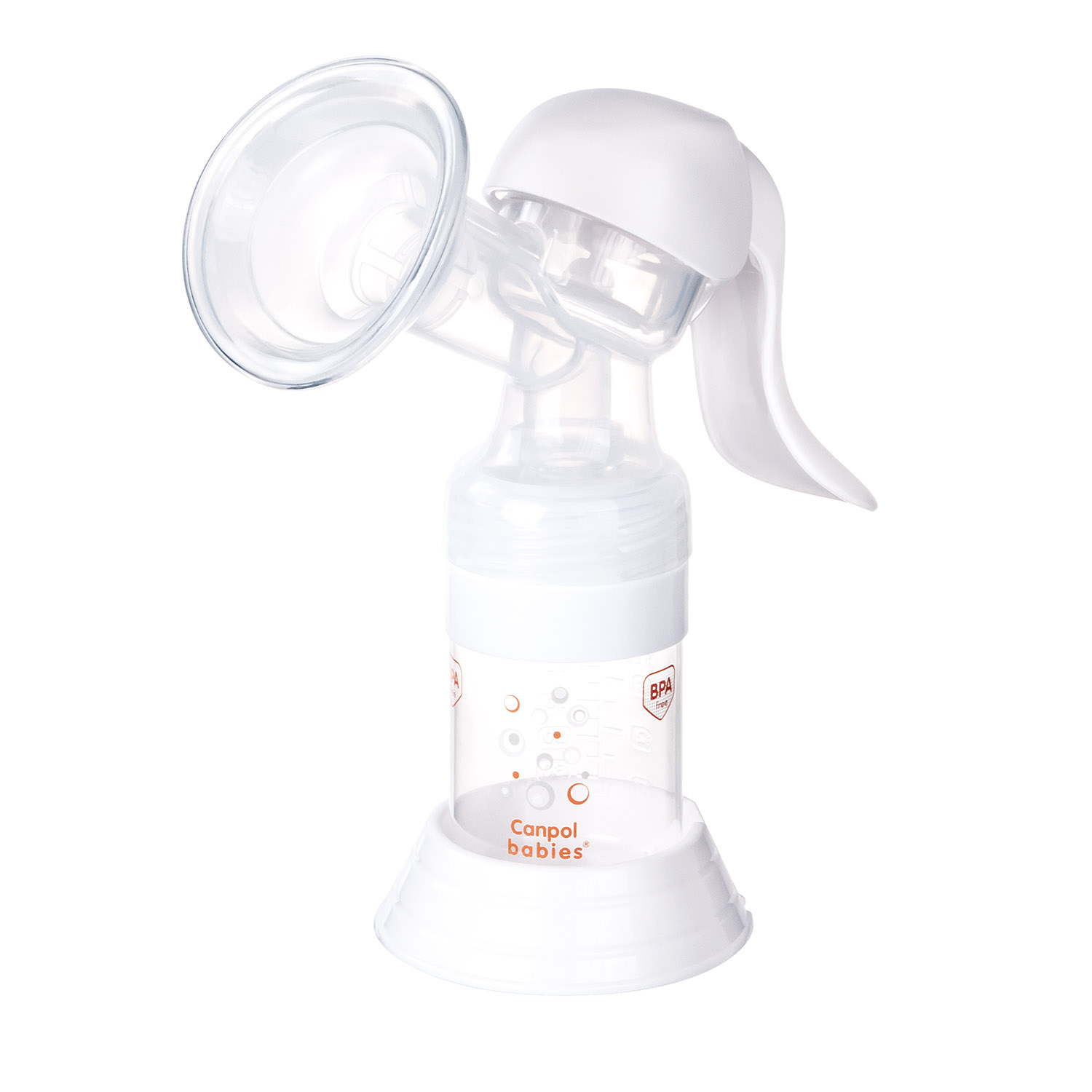 Canpol babies Basic Manual Breast Pump